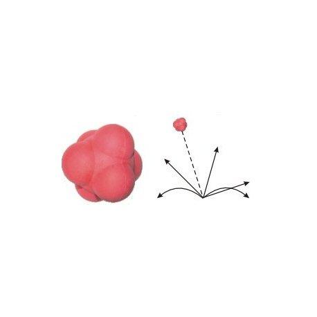 Neposlušný agilní atom míč 7cm