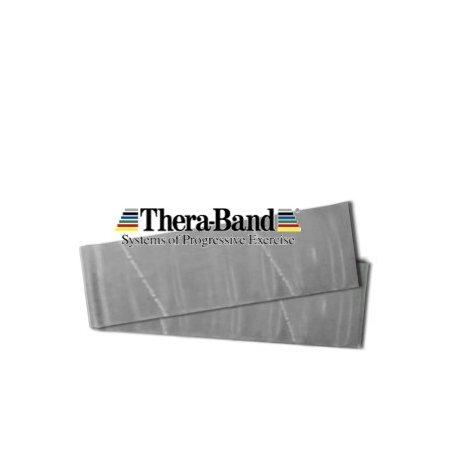 Thera-band guma pás metráž STŘÍBRNÝ