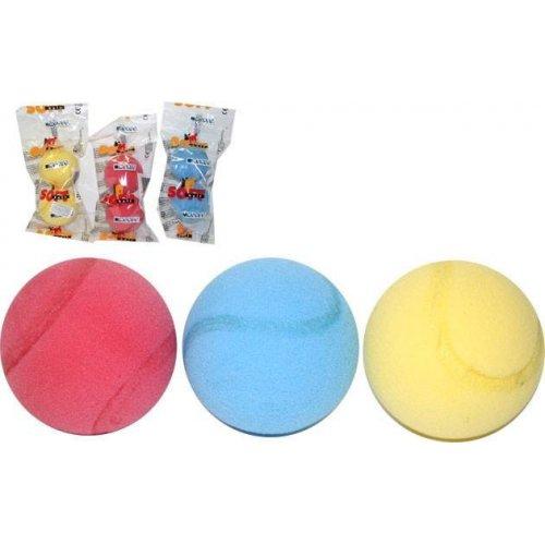 Set míčků 70mm 2ks porezní