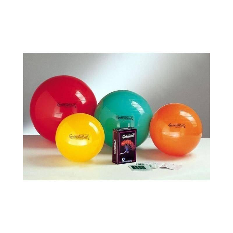 Gymnastikball 75cm Ledragomma Pezzi