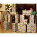 Cihličky pro děti - velká dětská stavebnice - 24 ks