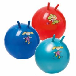 Sprungball Junior Togu 45 cm - výběr barev