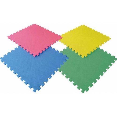 Žíněnka Eva TOP kvalita 100 x 100 x 2 cm - různé barvy