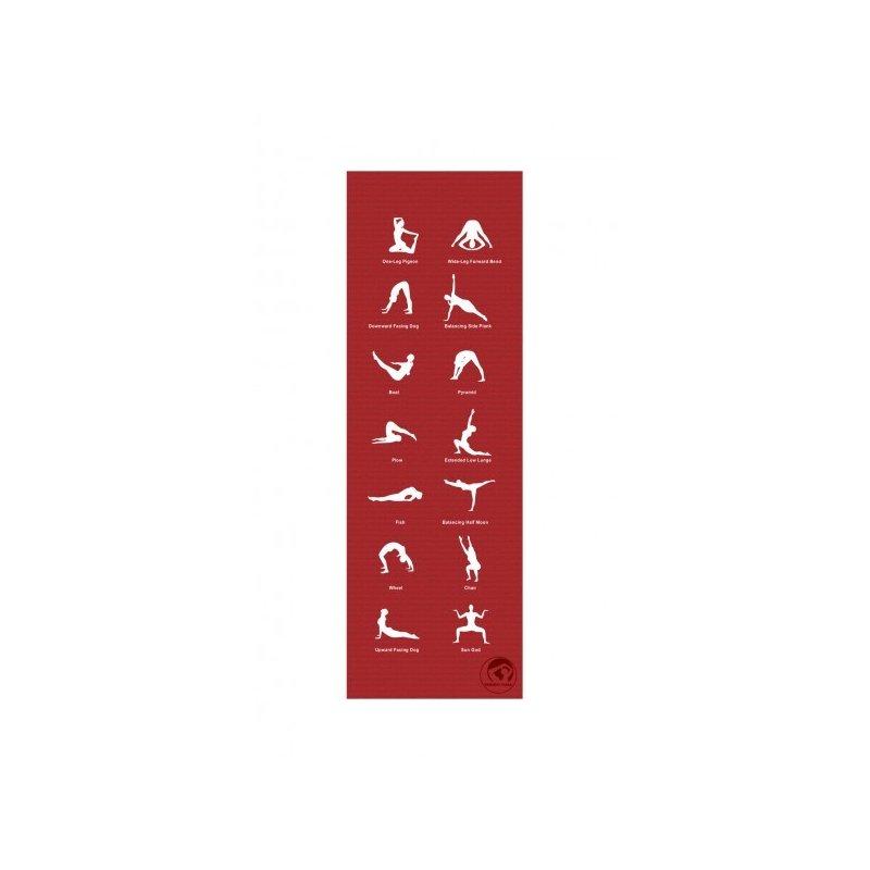 Trendy YogaMat Home - kvalitní cvičební podložka - Trendy Sport