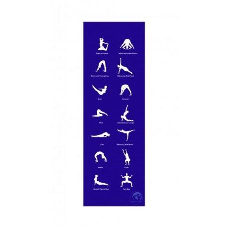 Trendy YogaMat Home - podložka na cvičení