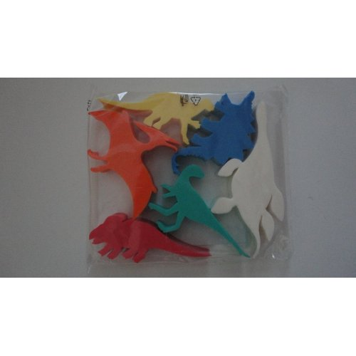 Hračky do vody Dinosauři - sada 27 mm