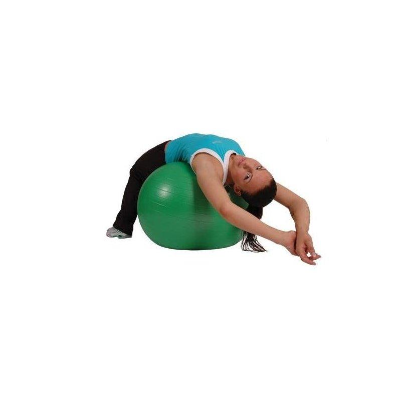GYM Ball 75 cm - odolné provední, velký míč pro aktivní relaxaci.