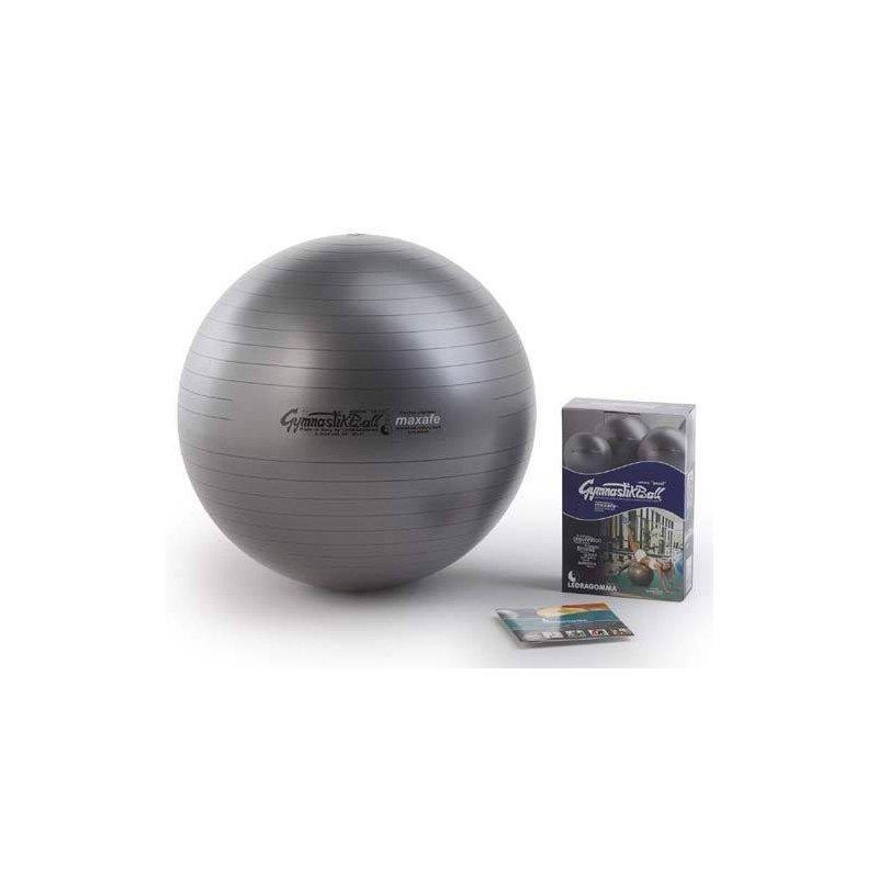 Gymnastikball MAXAFE 42 cm - míč v odolném provedení k sezení v kanceláři i doma