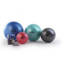 Gymnastikball MAXAFE 42 cm - odolný míč k aktivnímu odpočinku
