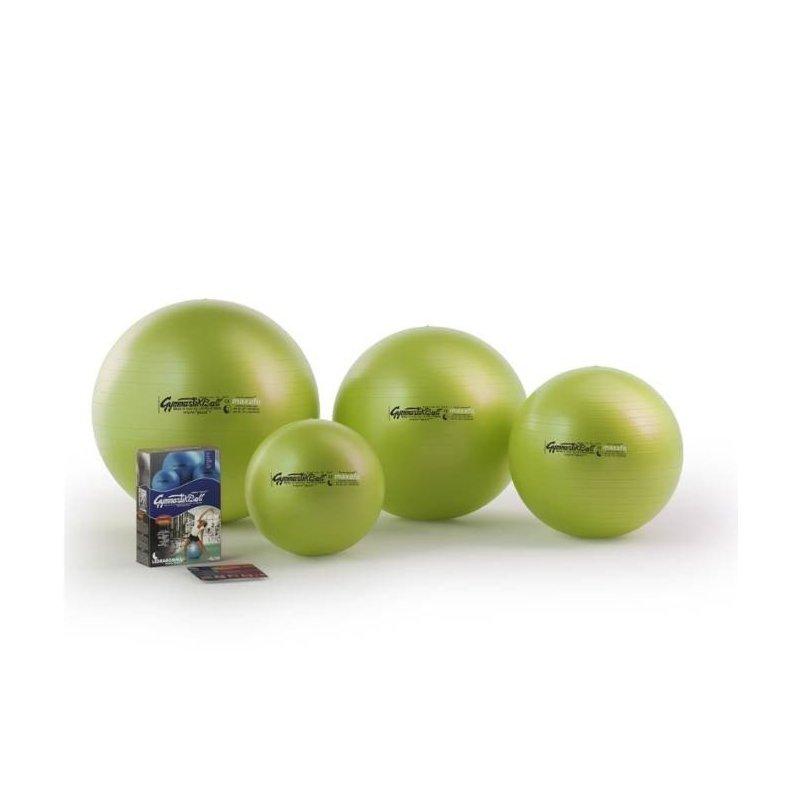 Cvičební míč k protažení hluboko uložených svalů