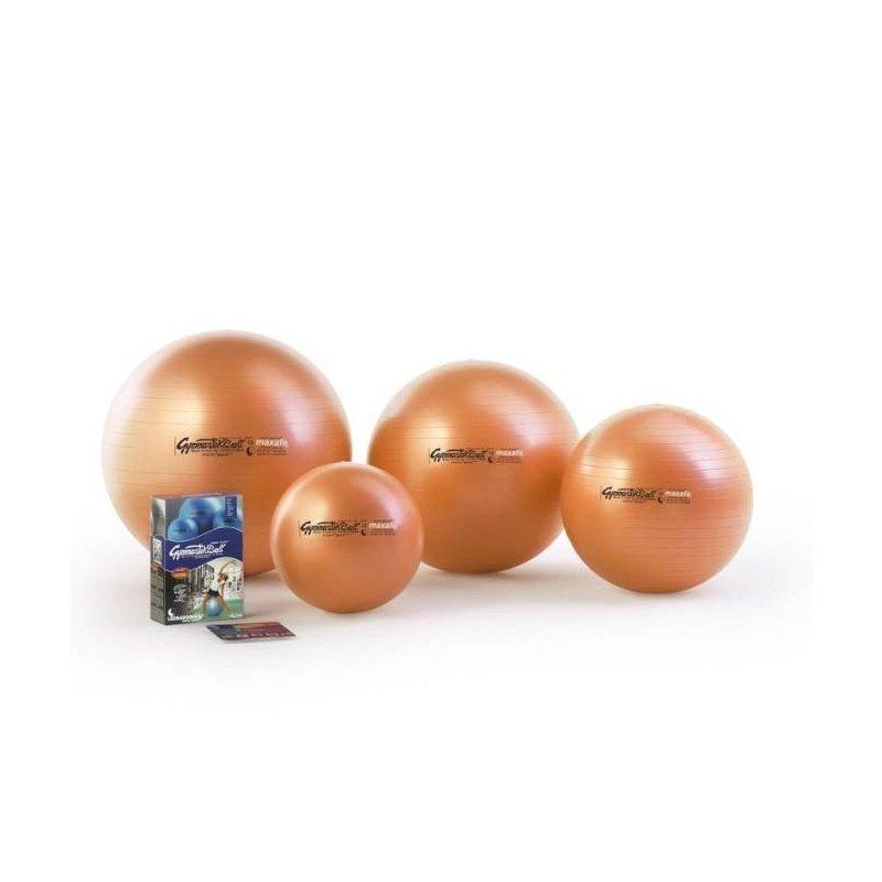 Gymnastikball MAXAFE 53cm - odolný míč k posilování svalů na hýždích, břiše a svalů zádových