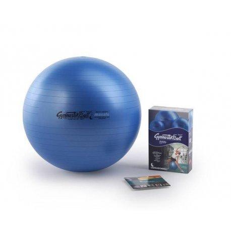 Gymnastikball MAXAFE 53cm - míč vhodný ke cvičení s dětmi od tří let