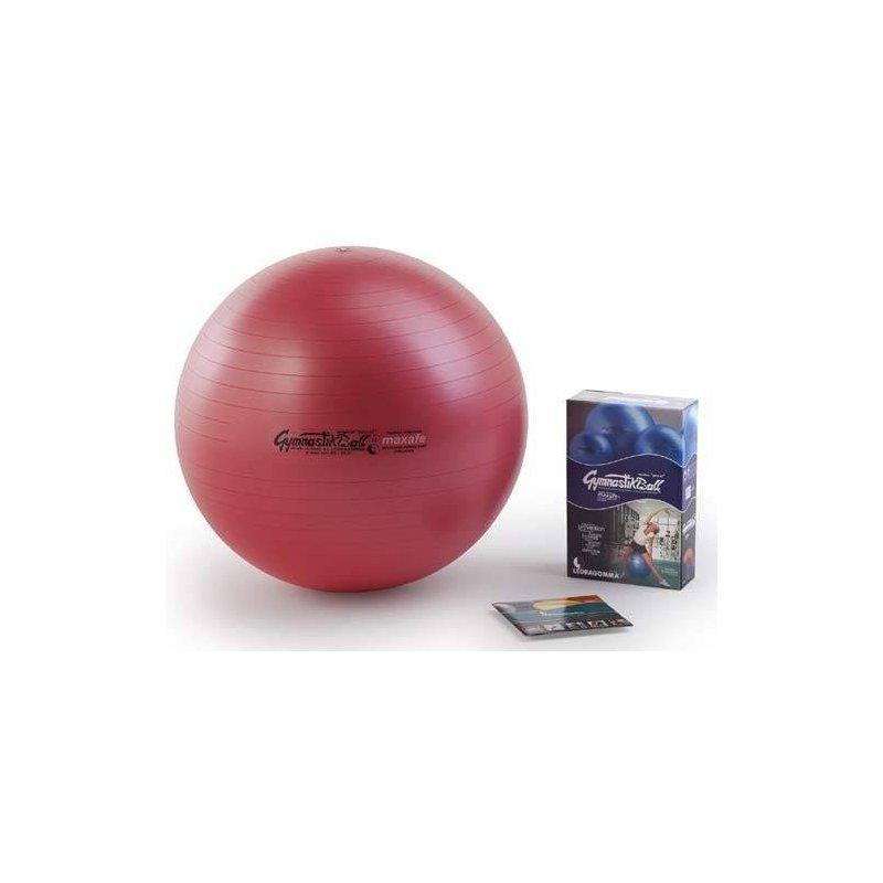 Maxafe 65cm gymnastikball - odolný míč pro vyšší a těžší cvičence