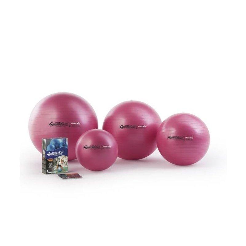 Gymnastikball MAXAFE 65 cm - kvalitní míč pro aktivní relaxaci
