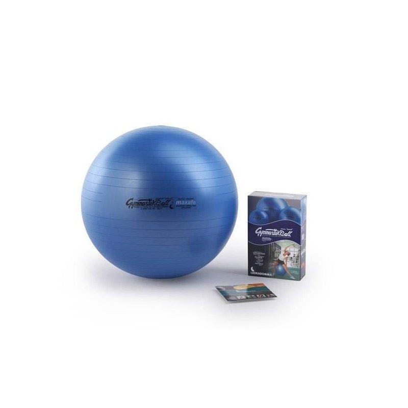 Nafukovací míč vhodný pro gymnastiku, aerobic a fitness