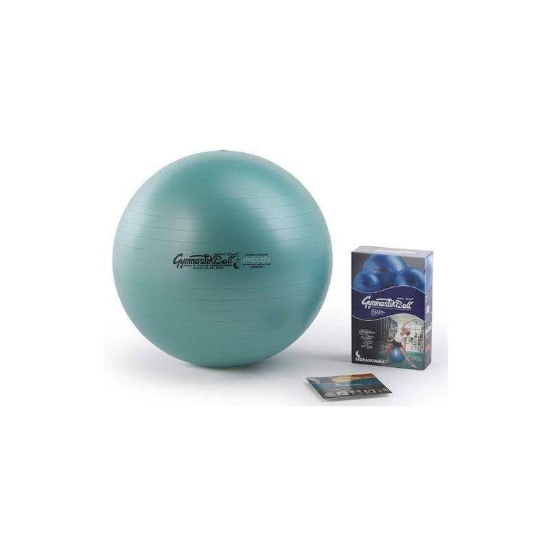 Maxafe 75 cm gymnastikball - míč k posílení a protažení zádových svalů