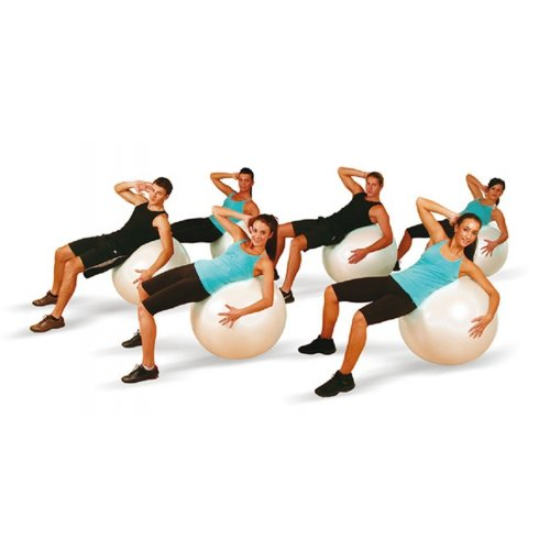 Fit Ball 75 cm BRQ Gymnic