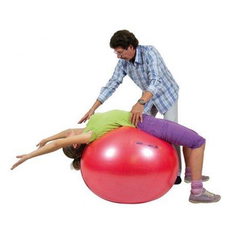 Gymnastický míč pro zdravé sezení i sportovní aktivity