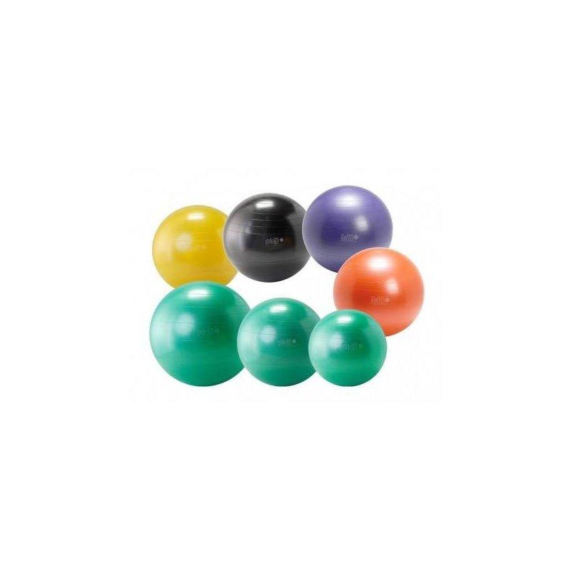 Gymball - nafukovací odolný míč pro domácí cvičení
