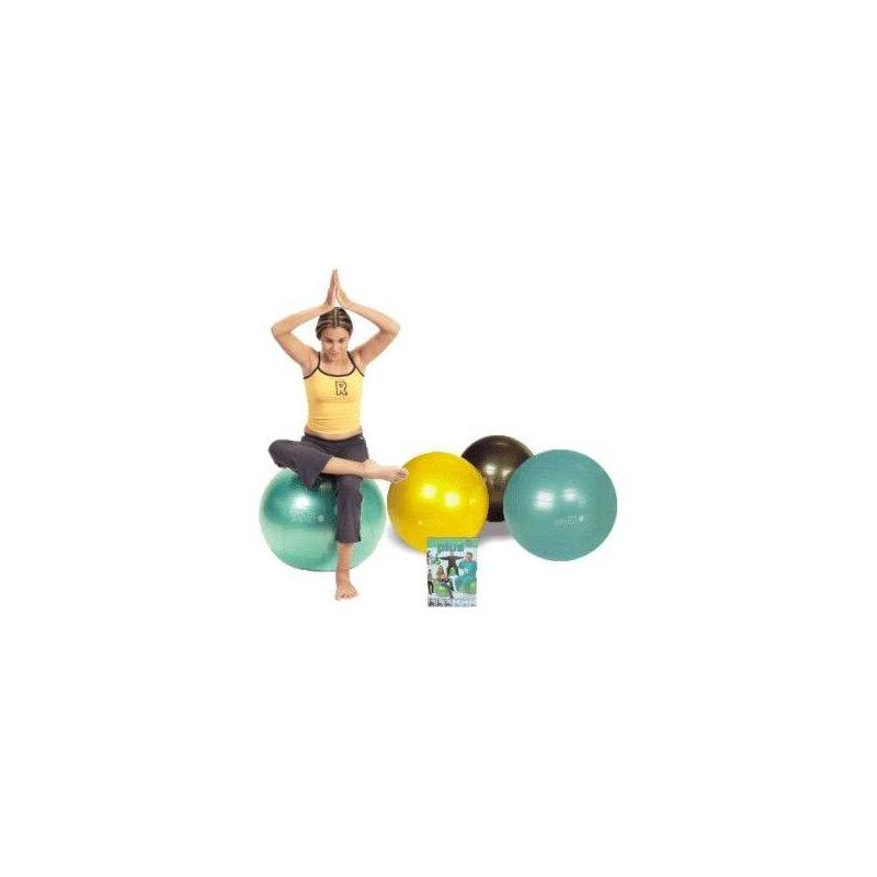 Gymnic Plus 65 BRQ gymball - míč pro rekonvalescenční cvičení