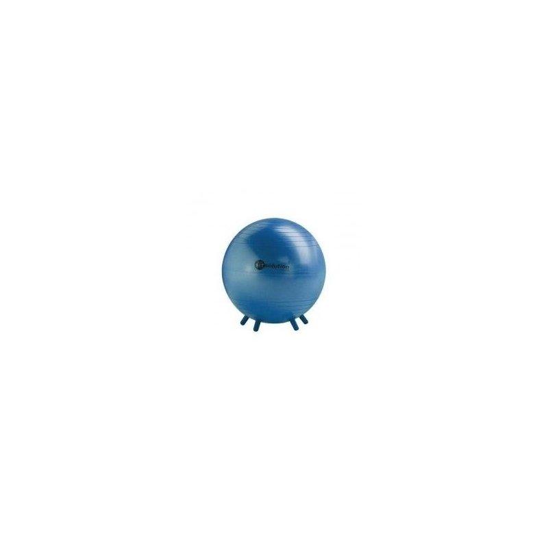 Kvalitní nafukovací míč Sit Solution s nožičkami