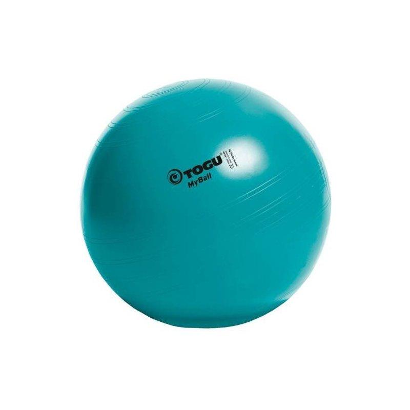 Nafukovací míč oblíbený k sezení