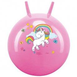 Hop míč Unicorn JOHN 45-50cm - Jednorožec
