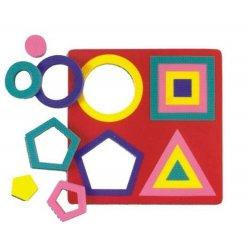Geometrické tvary vkládací 920