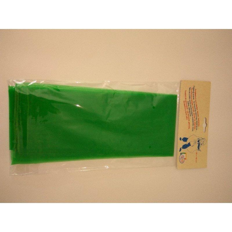 Barevný šátek k pohybovým hrám - zelený
