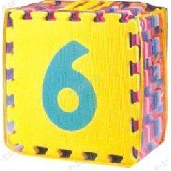Čísla 0-9 desky 30 x 30 cm FM930