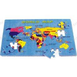 Mapa světa Eva podložka PN200