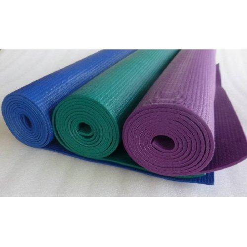 Yoga podložka 4 mm - různé barvy