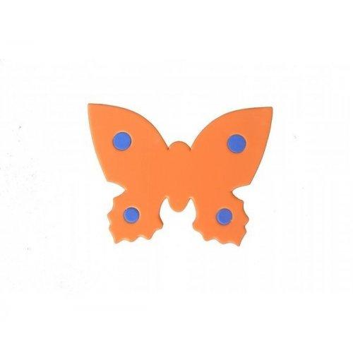 Dekorace Motýl 390 x 300 x 2.5 mm