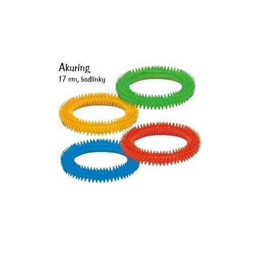 Akuring masážní kroužek nopenring - různé barvy