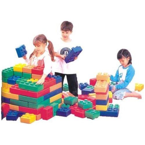 Kostky plast C 02 We Play velké odolné