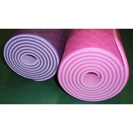 Yoga mat podložka TPE