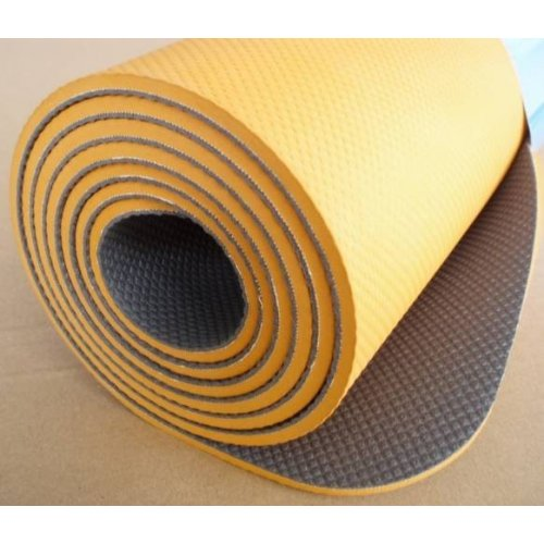 Yoga Pilátes DUOprofi mat TPE 181 cm - II. jakost !!