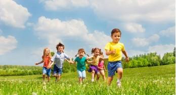 Co hrát s dětmi v přírodě?