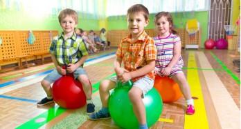 Rehabilitační cvičení pro děti