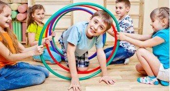 Trénování motoriky s dětmi